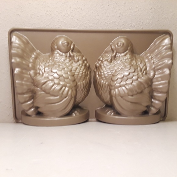 Nordic Ware Other - 👹SOLD👹Nordic Ware Thanksgiving Turkey Cake Pan
